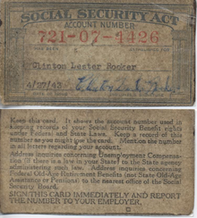 Number Wikipedia - Social Security