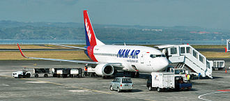 NAM Air - Image: PK NAP