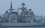 PLAN destroyer Sovremenny bridge
