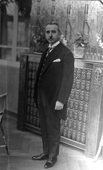 İsmet İnönü - İnönü as the Prime Minister during the single party period.