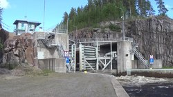 Tiedosto:Paatela Lock of the Keitele Canal.webm