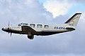 Pakker Avio, ES-EPA, Piper PA-31-310 Navajo C (16455840372).jpg