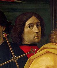 Personajes históricos 200px-Pala_degli_innocenti,_ghirlandaio,_autoritratto