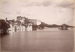 Palace (Rear view), -Udaipur-.jpg