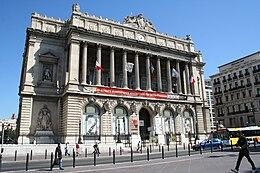 Palais de la bourse marseille wikip dia - Chambre syndicale de l habillement marseille ...
