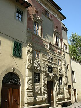 Image illustrative de l'article Palais Zuccari (Florence)