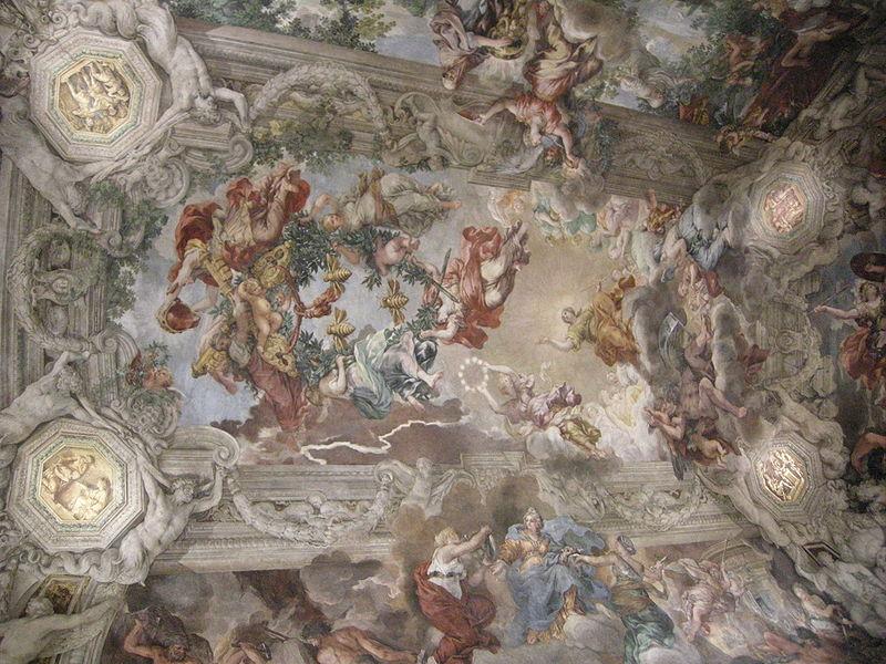 Archivo: Palazzo Barberini (Roma), Pietro da Cortona ceiling.JPG
