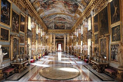 Palazzo colonna, galleria 02