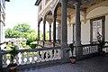 Palazzo pfanner, scalone esterno 12.jpg