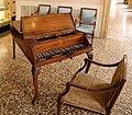 Palazzo querini stampalia, sala delle tavole, 02 fortepiano.jpg