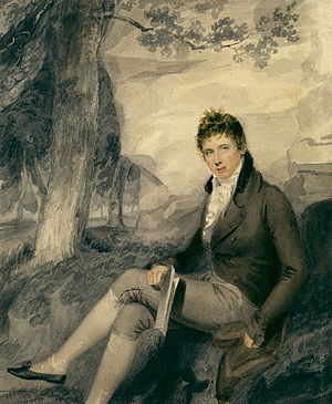 Henry John Temple, 3rd Viscount Palmerston - Palmerston at age 18, 1802