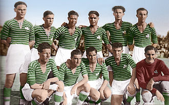 Derby of the eternal enemies - The champion Panathinaikos' team of 1930 achieved the largest victory of the derbies (Panathinaikos 8–2 Olympiacos, 1 June 1930)