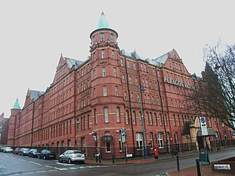 Rowton Houses - The Rowton House in Highgate, Birmingham, now a hotel
