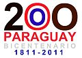 Paraguay Bicentenario 1811 - 2011.jpg