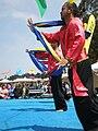 Parangal Dance Co. performing Kappa Malong Malong at 14th AF-AFC 06.JPG