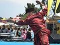 Parangal Dance Co. performing Langka Kuntao at 14th AF-AFC 3.JPG