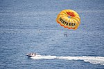 Parasailing in the waters of Gran Canaria, Spain.jpg