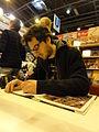 Paris, Salon du Livre 2015 (18) Kristof Spaey.JPG