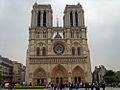Paris - Notre-Dame - Ile de la cité.JPG