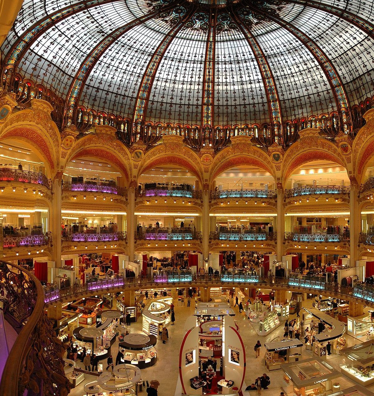 Grand magasin - Vikidia, l'encyclopédie des 8-13 ans
