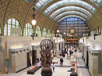 1900 in architecture - Musée d'Orsay
