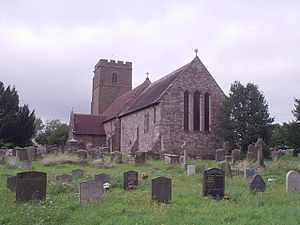 English: Parish Church Awre