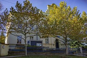 Park Lane International School - Image: Park Lane International School 10 2018 praha