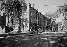 Park Street Row