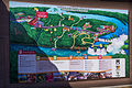Parque Nacional do Iguaçú - Iguaçu National Park - Mapa do Parque Nacional - National Park map (14119957904).jpg