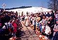 Pascha svatenie o. Marian Potas 90-te roky 20 st.jpg