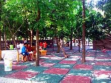 Pasig Rainforest Park Wikipedia
