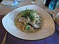 Pasta with cream tuffle and mushrooms in Savour Cafe.jpg