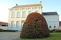Pastorie met tuin, Provinciebaan, Velzeke-Ruddershove 01.jpg