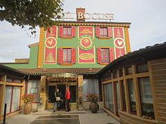 Restaurant Alsace Chez Jamie