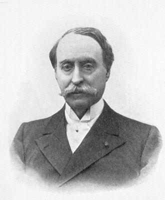 Paul Georges Dieulafoy - Undated portrait of Dieulafoy