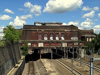 Pawtucket/Central Falls station Former railway station in Pawtucket and Central Falls, Rhode Island
