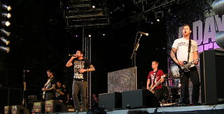 A Day to Remember American post-hardcore band
