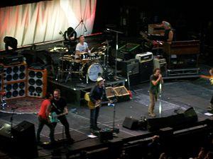 Pearl Jam Twenty Tour - Image: Pearl Jam Toronto 2011 02