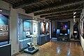 Pedagogical museum of J. A. Comenius in Prague - part of permanent exhibition - life and work of J. A. Comenius.JPG