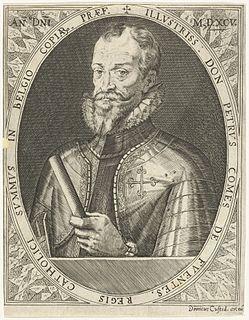 Pedro Henriquez de Acevedo, Count of Fuentes Spanish general and statesman