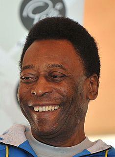 Pelé Brazilian retired footballer