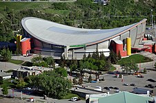 Olympic Saddledome