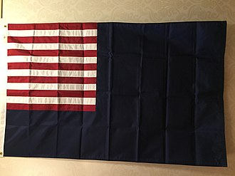 Betsy Ross - Image: Pennsylvania Navy Ensign Revolutionary War Era