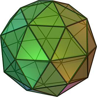 Triangular tiling - Image: Pentakisdodecahedron