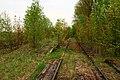 Perony nieistniejącego już niestety dworca kolejowego Głomno. - panoramio.jpg