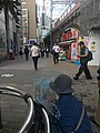 Person painting in Shimbashi area Sep 20 2019 01-45PM.jpeg