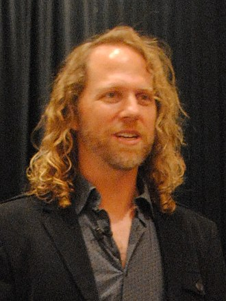 Peter Linz - Linz at the 2011 Dragon Con