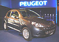 Peugeot 207 Compact 3dr front - 2008 Montevideo Motor Show.jpg