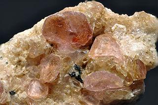 Pezzottaite Mineral species