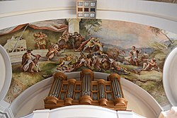 Pfarrkirche Großpetersdorf innen 1.JPG
